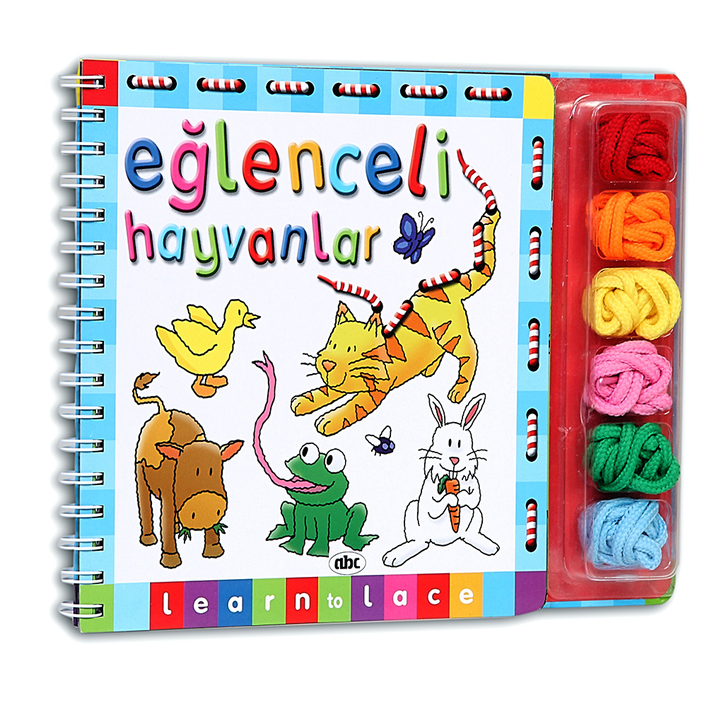 Magnetic Play and Learn – Eğlenceli Hayvanlar